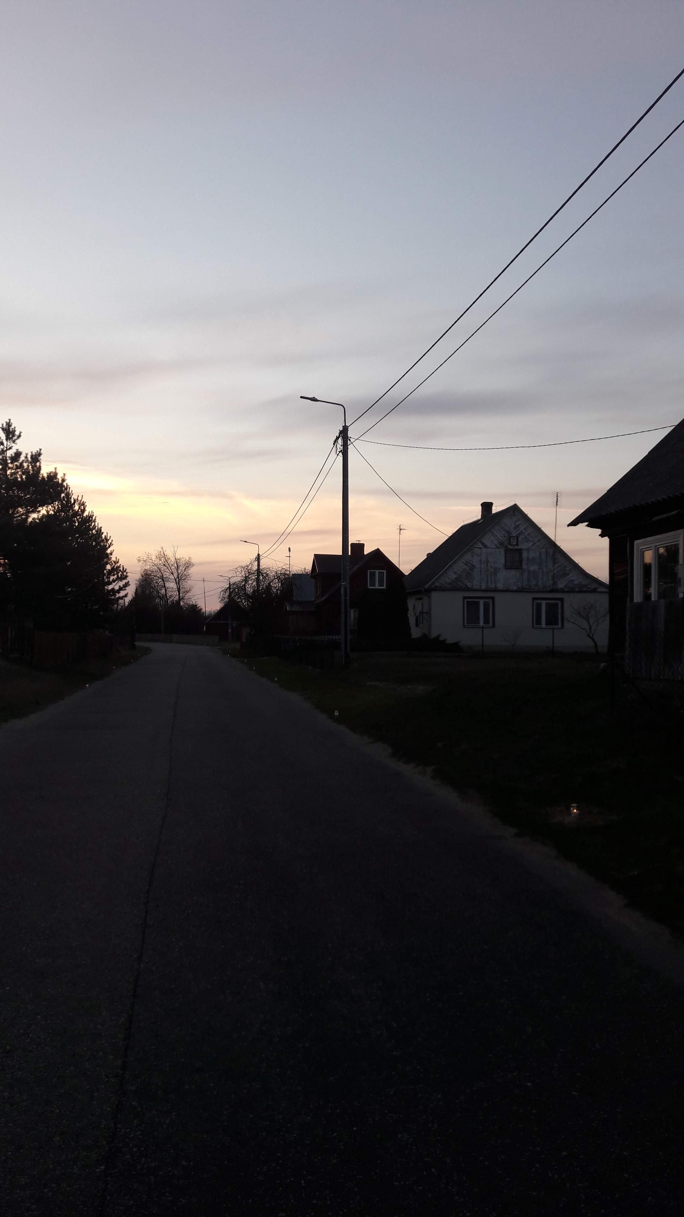 Route de Budy
