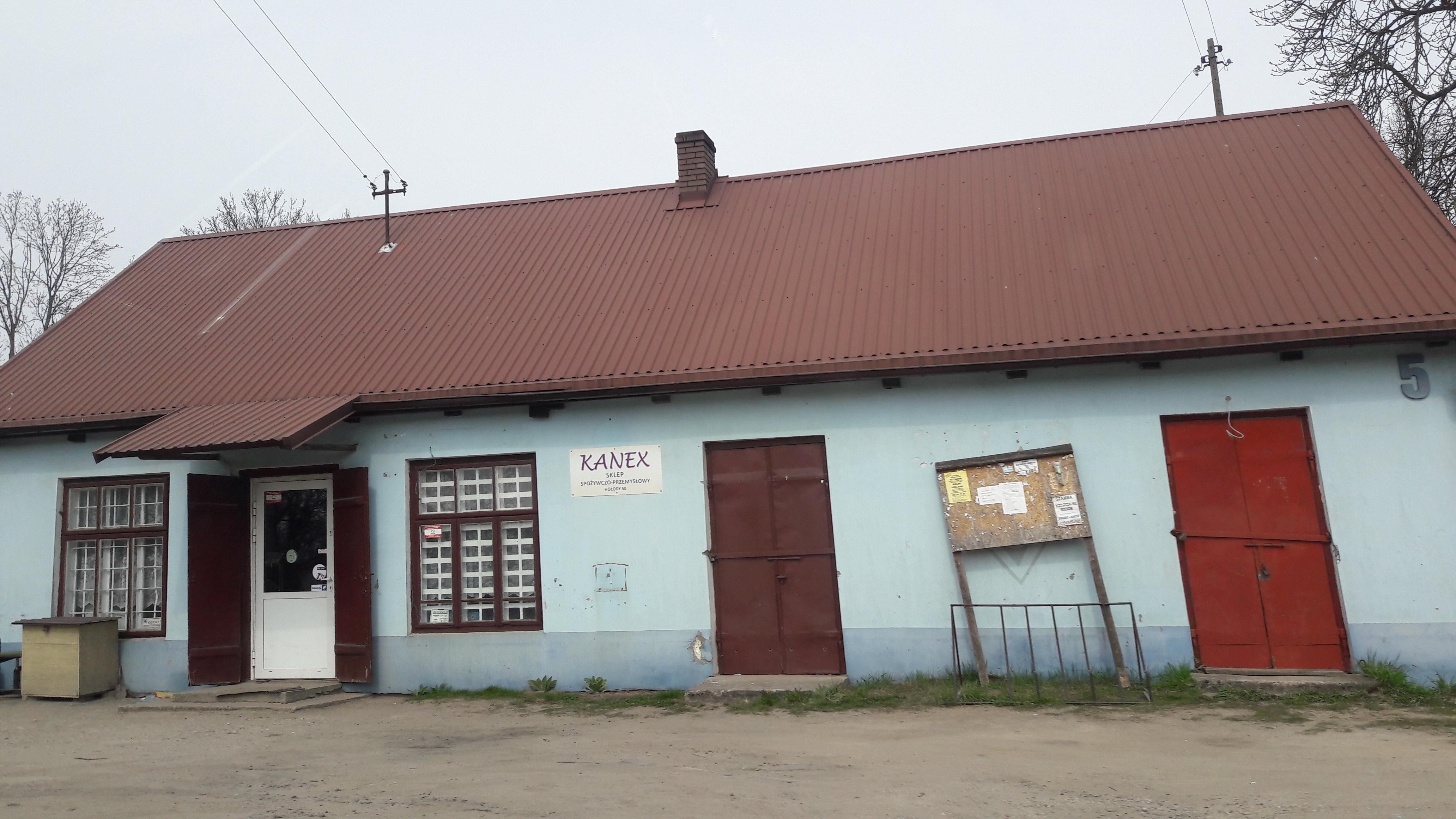 Route Bialowieza /Bielsk Podlaski/Bialystok/Monki,