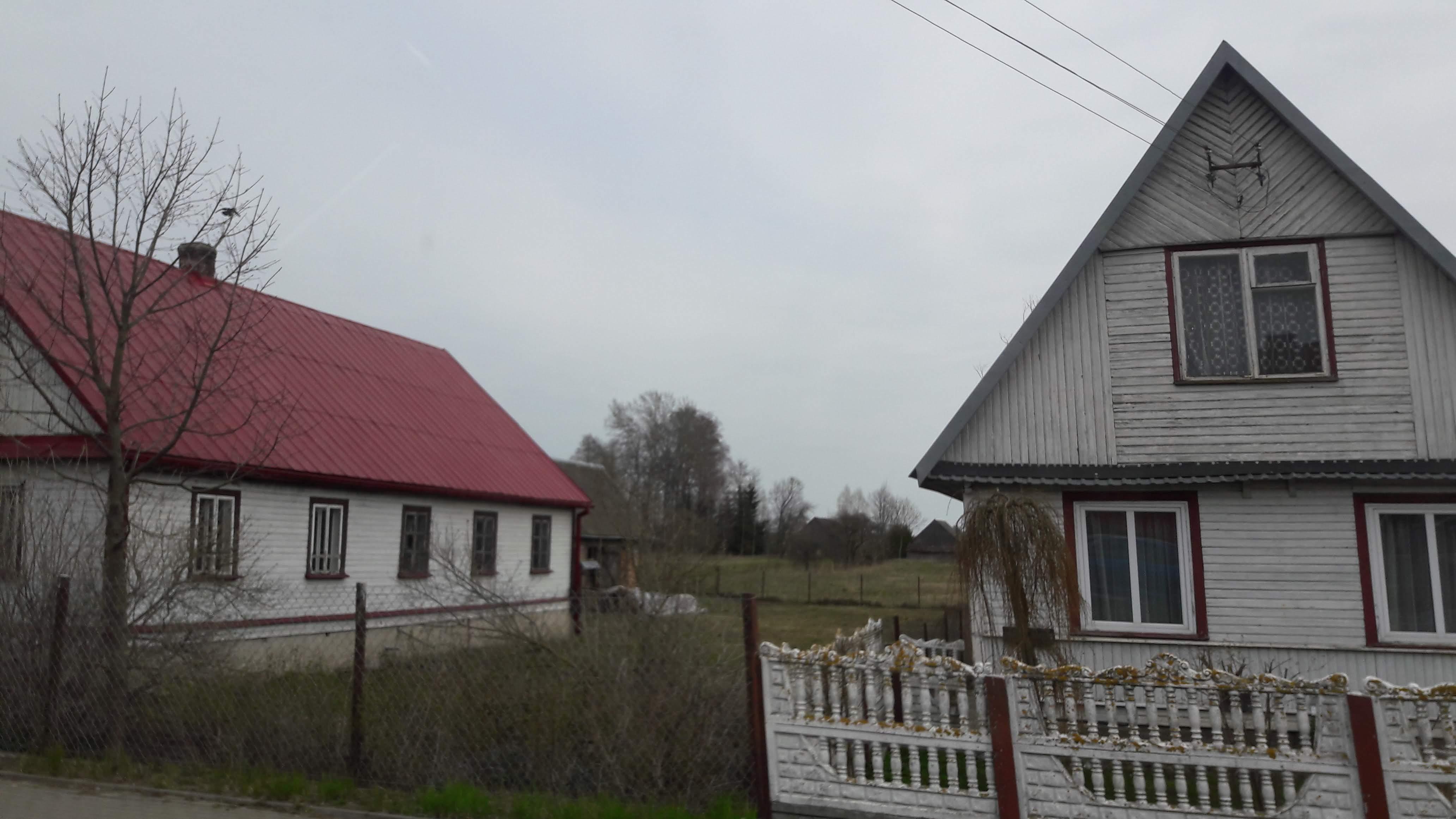 Route Bialowieza /Bielsk Podlaski/Bialystok/Monk