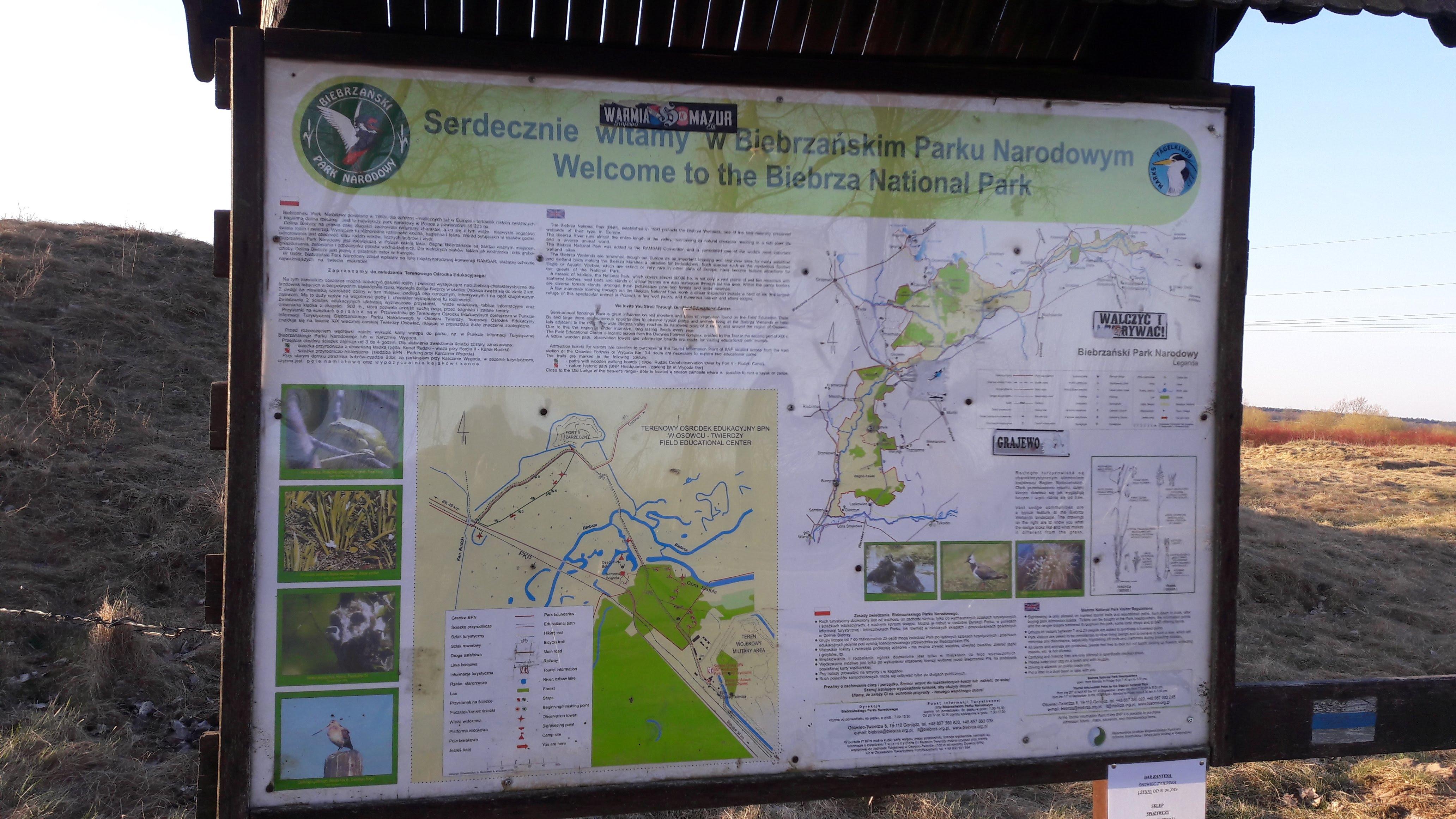 Parc National de Biebrza