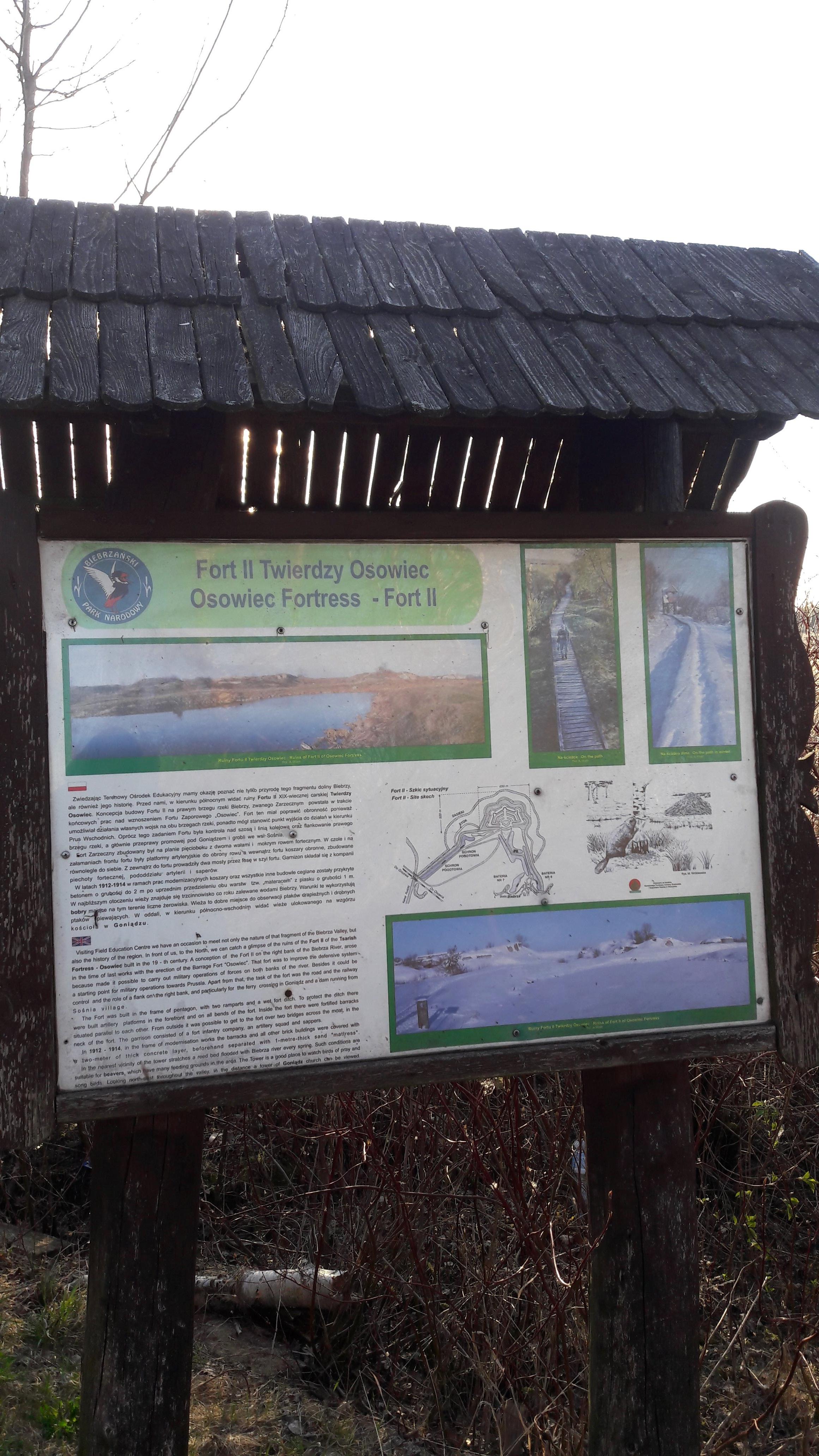 Osowiec, Parc National de Biebrza
