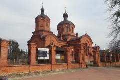 Eglise orthodoxe Bialowieza