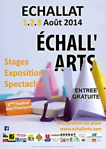 Expositions Echall'Arts Festival